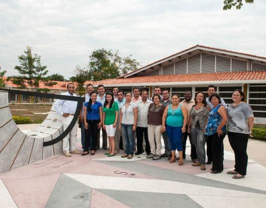 Primera cohorte Maestría en Docencia - El Yopal (Casanare)