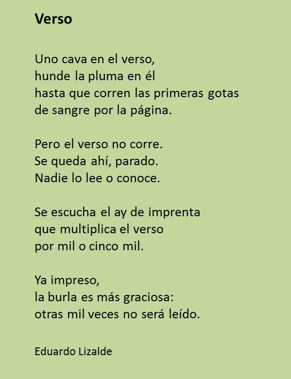 Poemas De Versos