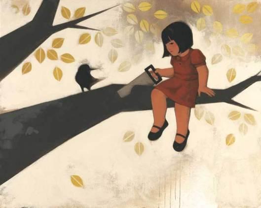 Ilustración de Seonna Hong