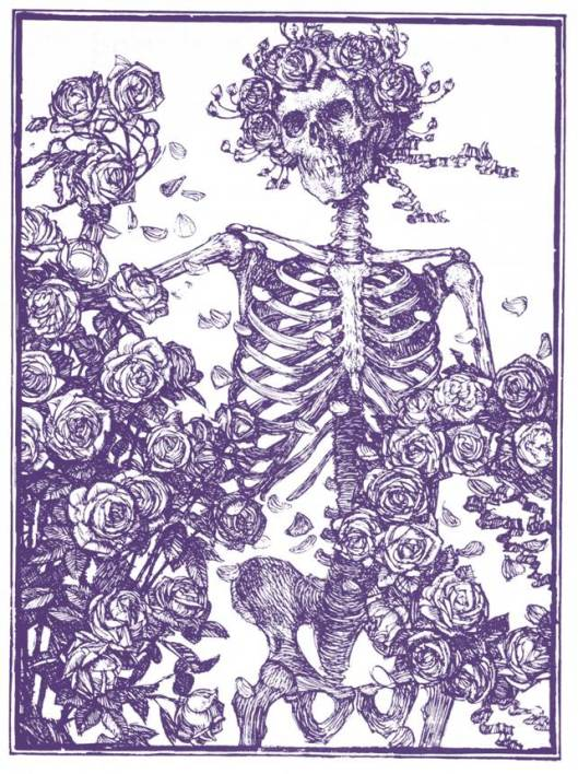La muerte flor