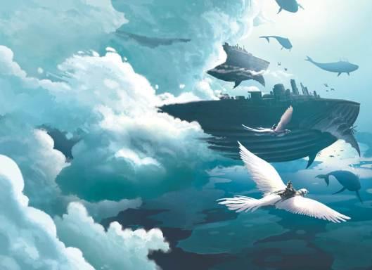 Ilustración de Andrea Offermann.