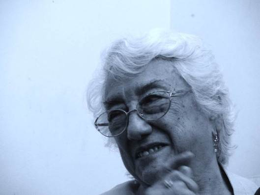 Dolores Castro Varela. Fotografía de Pascual Borzelli.