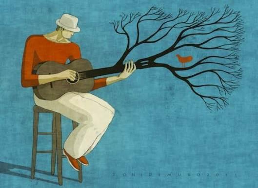 Ilustración de Toni Demuro.