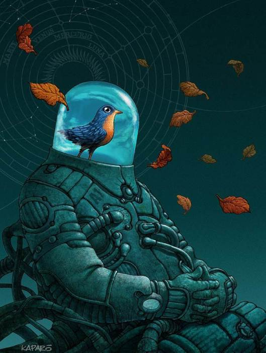 Ilustración de Antonio Caparo.