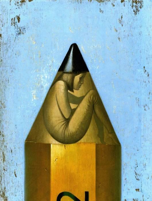 Ilustración de Jon Kreuse.