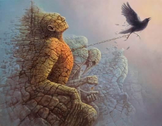 Ilustración de Tomasz Alen Kopera.