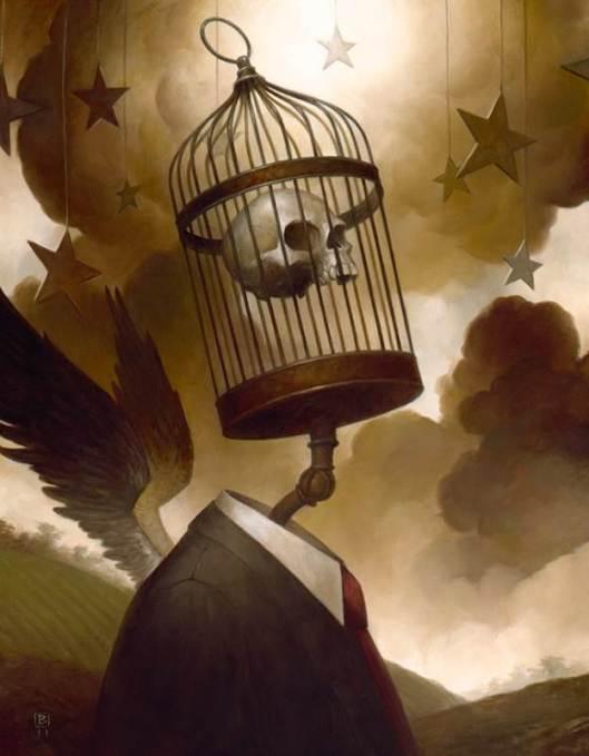 Ilustración del norteamericano Brian Despain.