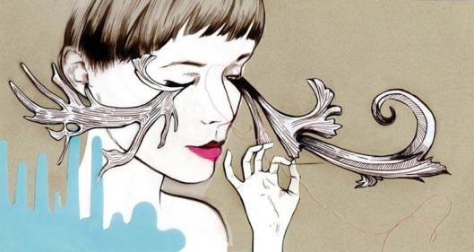 Ilustración de Silja Goetz.