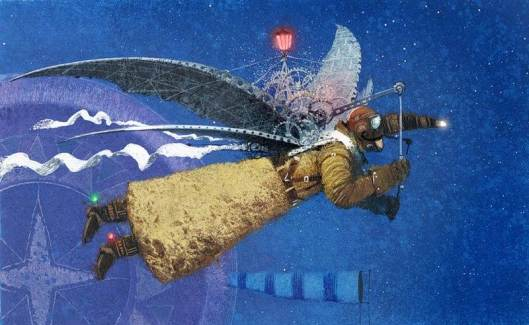 Ilustración de Igor Oleynikov.