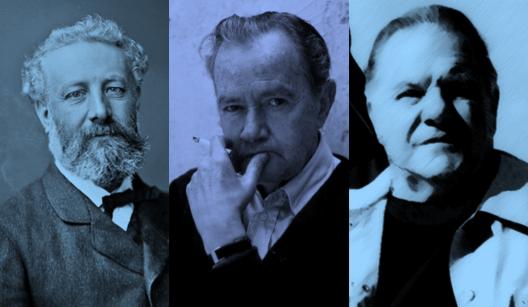 Julio Verne, Juan Rulfo y Lawrence Durrell: obras y lecciones.