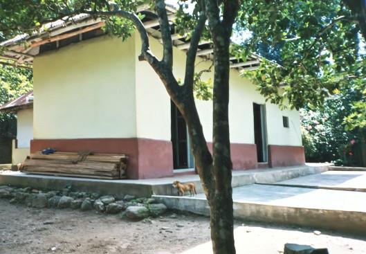 La casa de La Laguna: el contexto de los primeros cuentos.