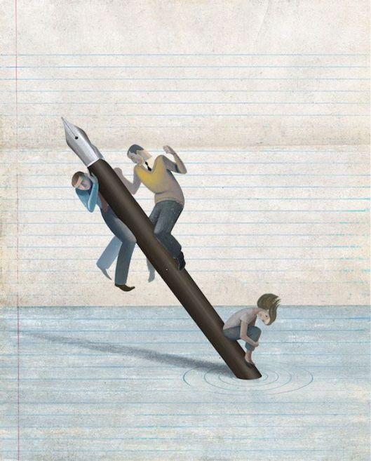 Ilustración de Jon Krause.