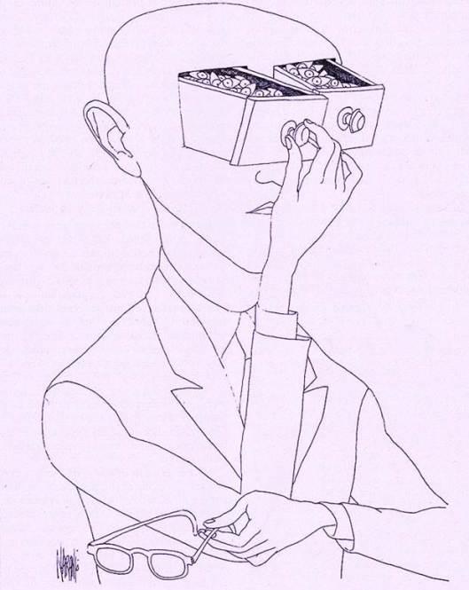 Ilustración de Rogelio Naranjo.