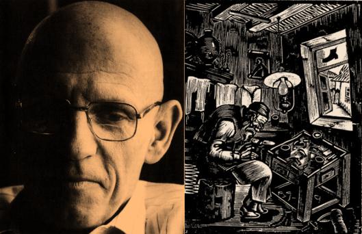 Foucault y El zapatero de Salomón Yudovin