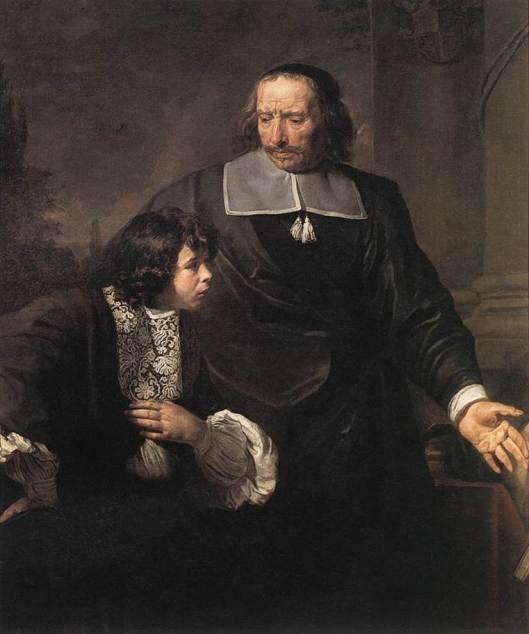 El maestro y el discipulo Claude Lefebvre