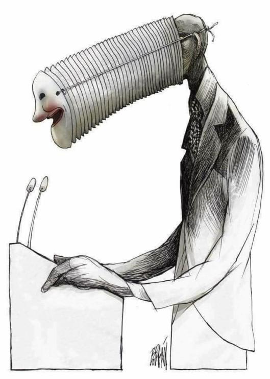 Ilustración de Angel Boligán Corbo