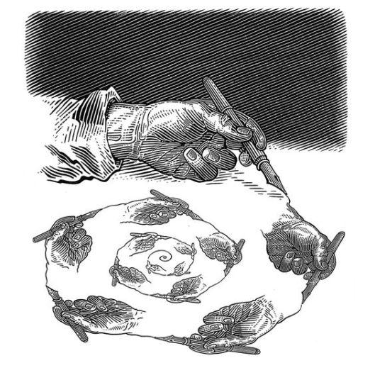 Ilustración e Istvan Orosz