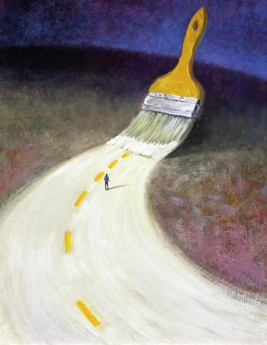 Ilustración de Andrew Judd