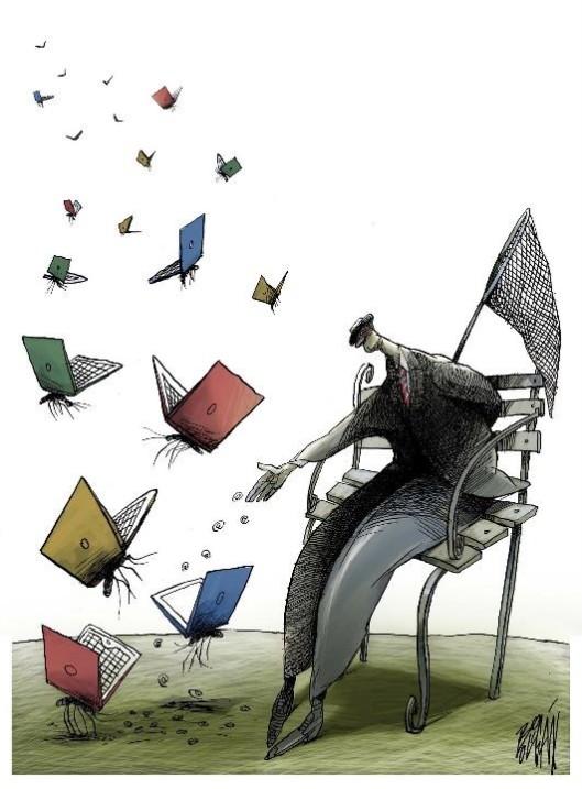 Ilustración de Angel Boligán