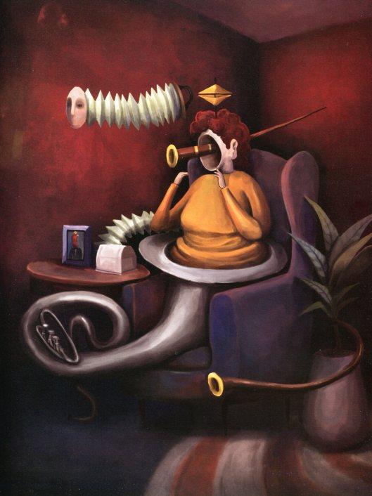 Ilustración de Isidro R. Esquivel