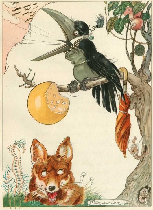 Ilustración de Félix Lorioux