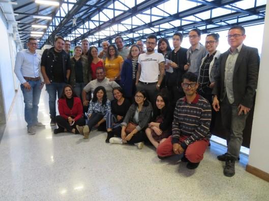 Grupo de investigación UTP